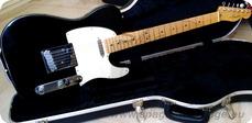 Fender American Standard Telecaster Tele 2002 Black
