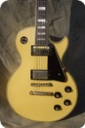 Gibson Les Paul Custom 1973 White Creme