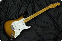 Fender Japan ST 57 70TX 2000 Sunberst
