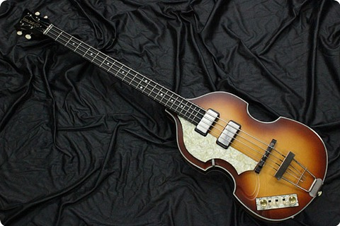 Hofner 500/1 61cavern Lefty  2000 Sunburst