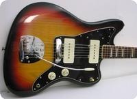 Fender Jazzmaster 1977 Sunburst