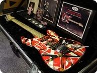 Fender EVH Frankenstein Eddie Van Halen Masterbuilt Custom Shop 2007 Stripe