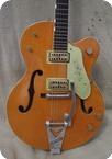 Gretsch 6120 1961 Western Orange
