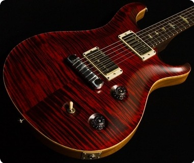 Prs Paul Reed Smith Modern Eagle Ii 59/09 Stop Red Tiger 2015 Red Tiger