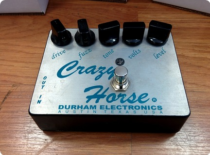 Durham Electronics Crazy Horse 2010