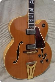 Gibson Super 400 1970 Natural Blonde Guitar For Sale Hendrix Guitars