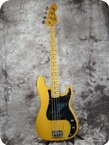 Fender Precision Bass 1980 Natural