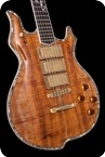 Minarik Goddess Custom USA 2005 Natural Oiled
