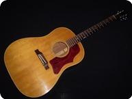 Gibson J50 1966 Natural