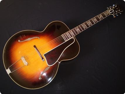 gibson l7 1936 sunburst guitar for sale glenns guitars. Black Bedroom Furniture Sets. Home Design Ideas