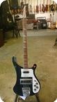 Rickenbacker 4001 1975 Black