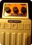 Boss Wah Rocker PD1 1980