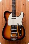 Fender Custom Telecaster Bigsby 1968 Sunburst