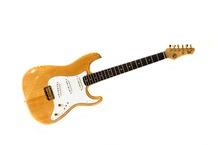 Franfret Guitars Takashi Peterson Signature 2015 Gloss Natural Nitro