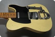 Fender Custom Shop FENDER C.SHOP MASTER DESIGN 50S TWISTED TELE YURIY SHISHKOW MASTERBUILT 2005