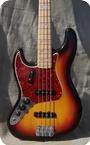 Fender Jazz Bass Lefty 1974 Sunburst