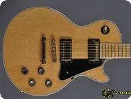 Gibson Les Paul Custom 1977 Natur