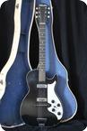 Silvertone 1420 Harmony Stratotone 1961 Black