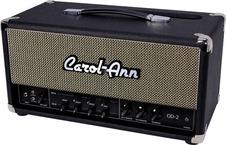 Carol Ann OD2 MK2 50W 6L6 Head 2015 Black