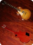 Terry Morgan 59 Les Paul Replica Left Handed GIE0862 2000