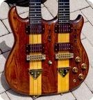 Ibanez Musician 612 Doubleneck 1981