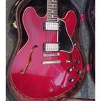 Gibson ES335 Dot Neck 1961 Cherry Red