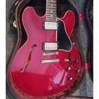 Gibson ES335 Dot Neck 1961 Cherry Red