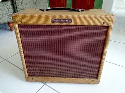 fender harvard tweed amp 1958 tweed amp for sale guitarbroker. Black Bedroom Furniture Sets. Home Design Ideas