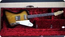 RS Guitarworks TeeByrd 60 2015 2 Tone Sunburst