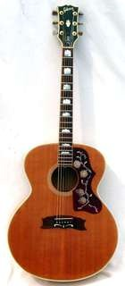 Gibson J200 J 200 1976 Blonde