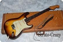 Fende Stratocaster 1959 Sunburst