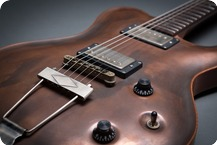 Nik Huber Guitars Redwood Copper Code
