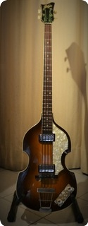Hofner 500/1 Violin Bass 1964 Sunburst