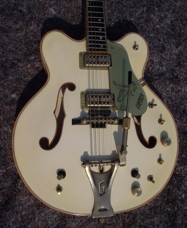 Gretsch White Falcon 1968