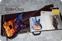 Fender Custom Shop Stratocaster 1998 Unknown