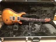 PRS Custom 24 2011 Black Sunburst