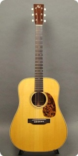 Nashville Guitar Co. Hd 28 2001 Natural