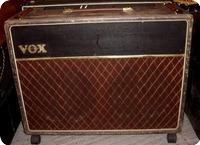 Vox-AC30 AC 30-1962-Red Panel