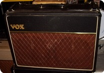 Vox-AC30 AC 30-1964-Red Panel