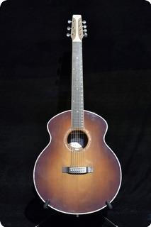 Rozawood 7 String Guitar   Walnut B&s 2015 Nitrocellulose Lacquer