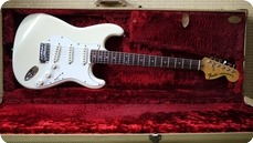Fender Japan Stratocaster ST 72 Reissue 1985 Faded Artic White