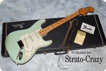 Fender Stratocaster 1972 Sonic Blue