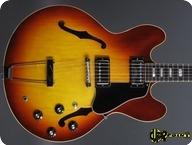 Gibson ES 335 TD 1968 Icetea Sunburst