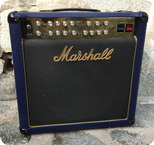 Marshall 6101 30th Anniversary 1990 Blu Tolex