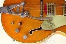 Gretsch-6120 Chet Atkins-1964-Orange