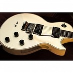 Gibson Custom Shop Gibson Custom Shop Neal Schon NS Les Paul Prototype 4 White 2005 White
