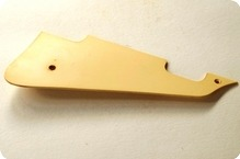 GuitarSlinger Parts Aged 56 LP Pickguard Cream Relic 1042 Fits To Les Paul With P90 Pickup 2015 Cream