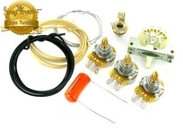 Montreux SC Wiring Kit CRYO TUNED Fits To Strat And Similar Models 2015