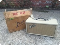 Fender Reverb Original New In Packing Box Wow Wow 1963 White