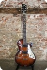 Duesenberg STARPLAYER TV HOLLOW VINTAGE BURST 2015 VINTAGE BURST